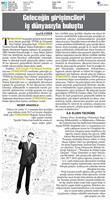 TÜRKONFED STEM ile Yeni Ufuklar Projesi Kapanış Toplantısı Medya Yansımaları / 9 Ağustos