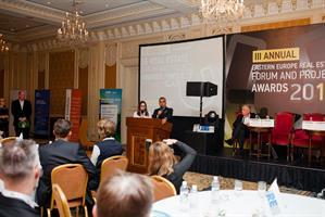 TÜRKONFED, Ukrayna Emlak ve İnşaat Yatırım Forumu Toplantısı / 22 Kasım 2017-Ukrayna