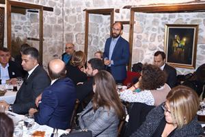 TÜRKONFED - UNDP Connecting Business initiative (CBi) Platformu İşbirliği Basın Toplantısı - 16 Kasım / Hatay