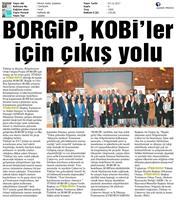 TÜRKONFED ve TÜSİAD BORGİP Adana Toplantısı Ön Medya Yansımaları / 30 Kasım-5 Aralık 2017